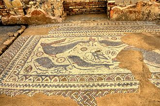 Roman Ruins of Milreu - Image: Portugal Milreu 2
