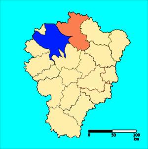 Poshekhonsky District - Image: Poshekhonsky District, Yaroslavl Oblast