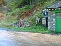 Postbox outside the Haweswater Hotel - geograph.org.uk - 72892.jpg