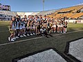 Postgame Celebration AAC Championship (38077373814).jpg