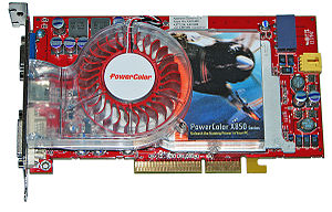 PowerColor - PowerColor Radeon X850XT Platinum Edition