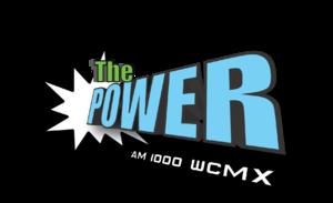 WCMX - Image: Power logo color 01