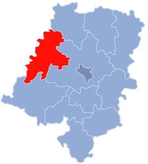 Brzeg County - Image: Powiat brzeski
