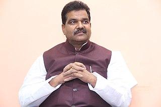 Om Prakash Yadav Indian politician