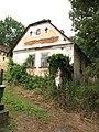 Průčelý domu, Výžerky.JPG