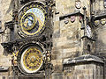 Prag rathausturm uhr.jpg