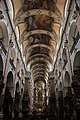 Prague 14.07.2017 Interior of Basilica of St. James (35989575853).jpg