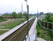 Prague Horni Mecholupy Station2.jpg