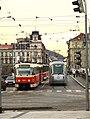 Praha, Nové Město, Palackého náměstí, T3RP a 14T.jpg