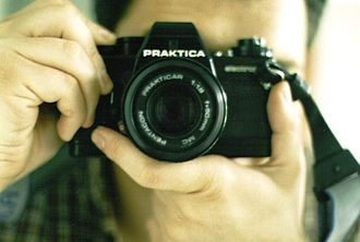 Praktica - Praktica BC1 from the early 1980s