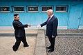 President Trump Meets with Chairman Kim Jong Un (48162702412).jpg