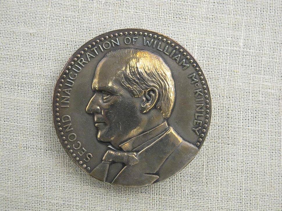 Presidential Medals McKinley