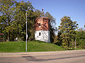 Priekule manor tower.jpg