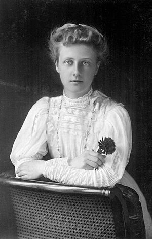 Princess Alexandra, 2nd Duchess of Fife - Princess Alexandra