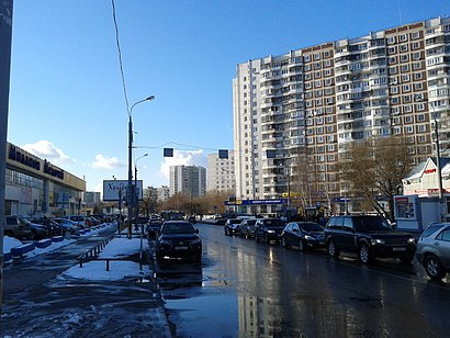 How to get to Улица Пришвина 3 with public transit - About the place