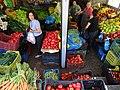 Produce Shop Scene - New Town - Gjirokastra - Albania (41534420485).jpg