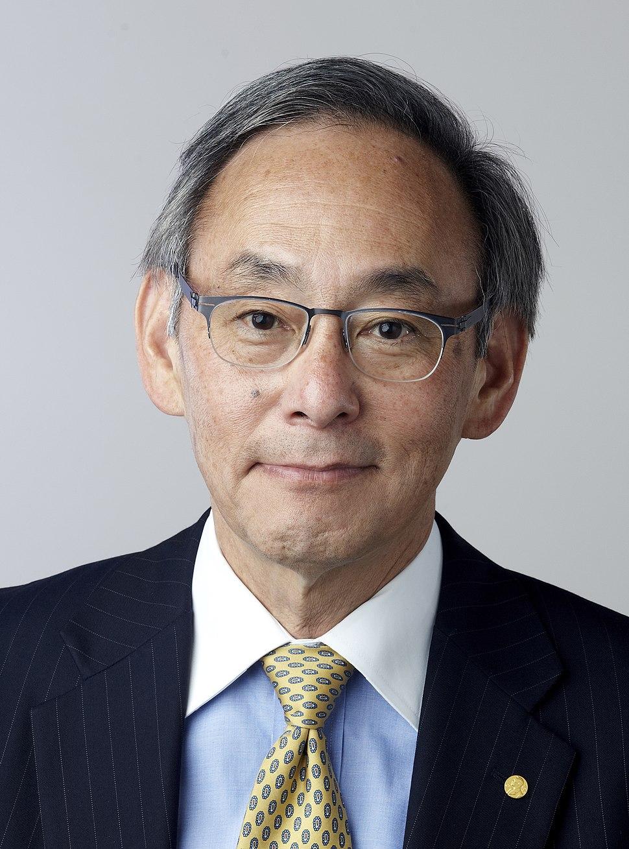 Professor Steven Chu ForMemRS headshot