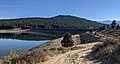Prosser Creek Dam from reservoir south shore.jpg