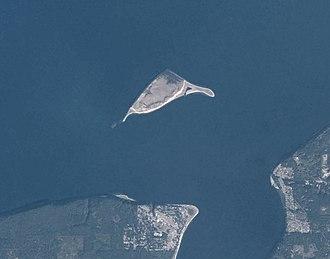 Protection Island (Washington) - Image: Protection Island (WA)