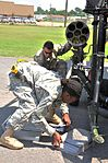 Providers weigh Kiowa helicopter at JRTC 130818-A-QD996-001.jpg