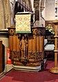 Pulpit, St Oswald's, Bidston.jpg