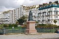 Queen Victoria, Warrior Square, St Leonards - geograph.org.uk - 1190279.jpg