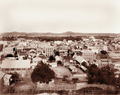 Queensland State Archives 2280 Panorama of Brisbane from Observatory looking south southeast 1896.png