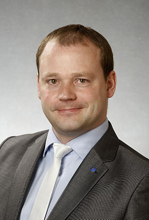 Minister of Public Administration (Estonia) - Image: RE Arto Aas