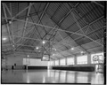 ROOF STRUCTURE - Fort Sheridan, Infantry Drill Hall, Whistler and Ronan Roads, Lake Forest, Lake County, IL HABS ILL,49-FTSH,1-21-7.tif