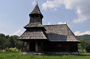 Biserica de lemn din Răstolița