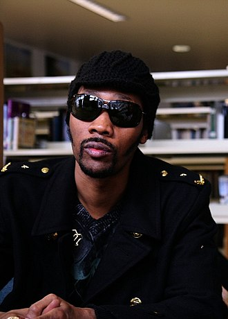 A Better Tomorrow (album) - Image: RZA 2009 (cropped)