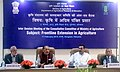Radha Mohan Singh chairing the Inter-Session Meeting of Parliamentarians' Consultative Committee of Ministry of Agriculture, in Shikohpur, Gurgaon. The Minister of State for Agriculture.jpg