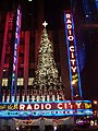 Radio City Music Hall christmas 2006.jpg