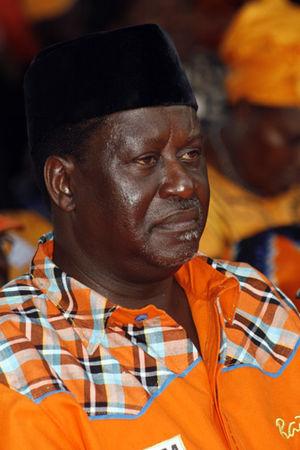 Orange democratic movement presidential candid...