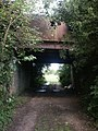 Railway Bridge, Wymondham - geograph.org.uk - 45337.jpg