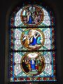 Raimbeaucourt (Nord, Fr) église, vitrail 11.JPG
