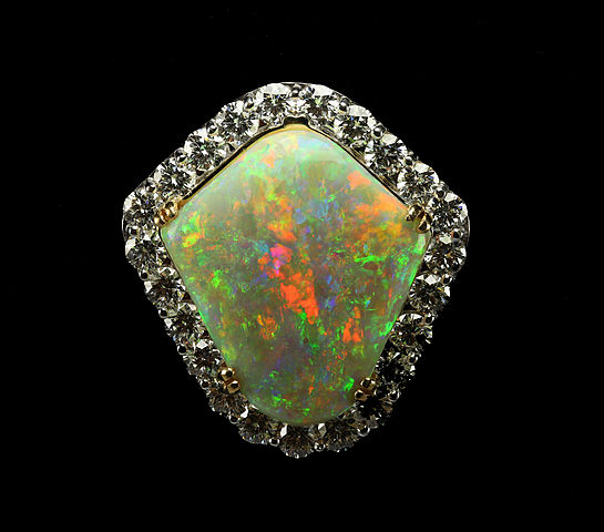 Do Opal Rings Affect Etheral Knives