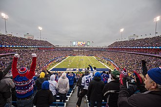 New Era Field - New Era Field in 2014