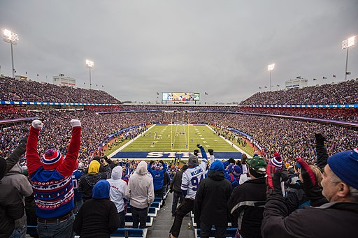 Ralph Wilson Stadium (NFL Buffalo Bills) - Orchard Park, NY
