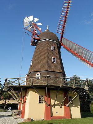 Ramløse - Ramløse Windmill
