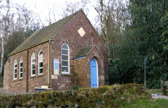 Ramshorn - Ramsor Jubilee Chapel after restoration