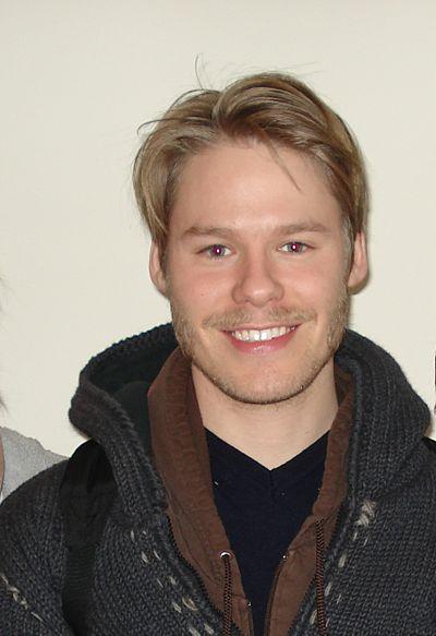 Randy Harrison, American actor