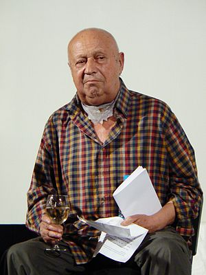 Rangel Valchanov - Bulgarian actor and director