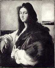Portret Francesco Maria della Rovere, Czartoryski Museum, Kraków.