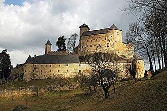 Rappottenstein - Rappottenstein castle