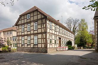 Aerzen - Town hall of Aerzen