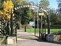 Ravensbourne Park - entrance gates - geograph.org.uk - 1042207.jpg