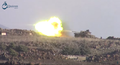 Rebel T-72 attacks Tal Kroum.png