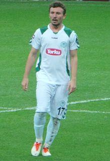 Recep Aydın Turkish footballer