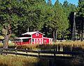 Red Barn Ranch, Flagstaff, AZ 9-13 (25531514274).jpg